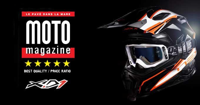 Moto Magazine: Nexx ha eclissato Shoei e BMW