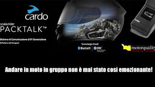 Cardo PackTalk è il Prodotto del MESE di MotorQuality, Divisione Accessori