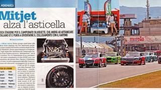 Mitjet Italian Series e Autosprint: pronti per la stagione 2017!