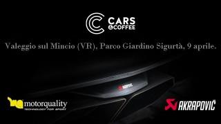 Motorquality e Akrapovic saranno presenti all'appuntamento Cars & Coffee del 9 aprile