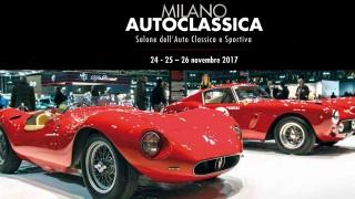 Fiera Milano AutoClassica: Motorquality partecipa con una sua esposizione di automobili. Vieni a vederla questo weekend al Padiglione 22, Stand F01 – G02.