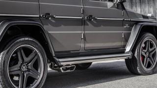 Akrapovic punta al mondo dei fuoristrada 4×4 con il lancio del nuovo sistema di scarico per Mercedes-AMG G 63.