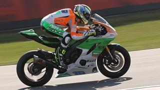Cluzel si laurea a pieni voti all'università del motociclismo.