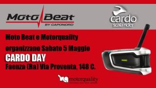 CARDO DAY: Motobeat vi aspetta per presentare i nuovi prodotti!