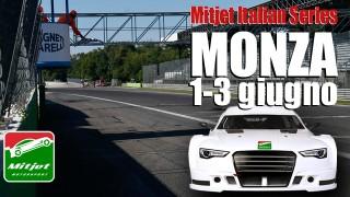 La tappa italiana della Mitjet Italian Series 2018 sarà a Monza.
