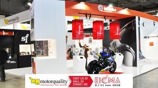 EICMA 2018: Motorquality vi aspetta allo Stand I80 Padiglione 24.