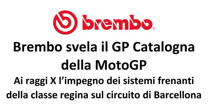 Microsoft Word - Brembo svela il GP Catalogna 2019 della MotoGP