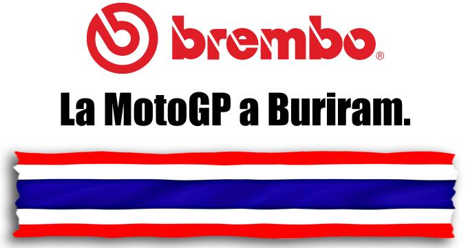Vuoi sapere di più sul GP Thailandia 2019 della MotoGP? Leggi dati e telemetrie Brembo.