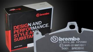 Brembo Sport: la pastiglia high performance per uso stradale.