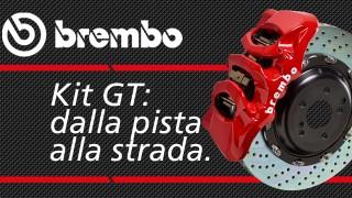 Kit GT Brembo: scegli il meglio per la tua auto!