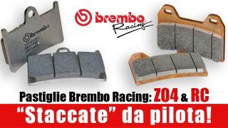 Pastiglie Brembo Racing: solo il meglio per la tua moto!
