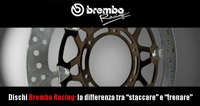 Dischi Brembo Racing settembre 2020 SITO