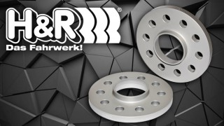 Distanziali H&R: migliora l'estetica e la guidabilità della tua auto!