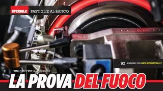 Pastiglie freno al banco dinamometrico Motorquality: test prova con Superbike Italia!