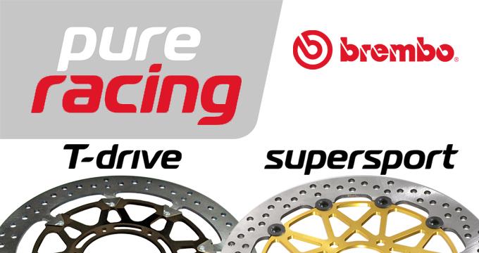 Dischi Brembo Racing: utilizzati dai più prestigiosi Team della MotoGP e della SBK, ora disponibili anche per la tua moto.