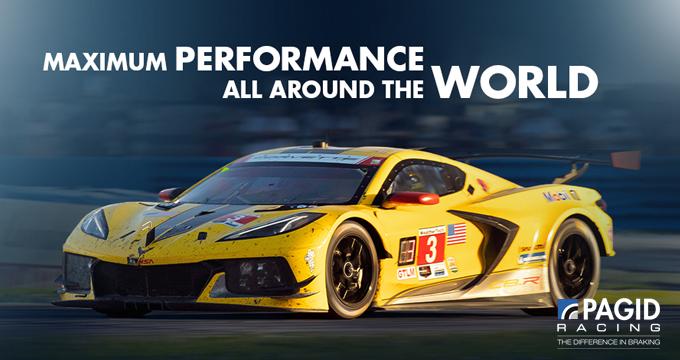 Pagid Racing: assicurati le migliori prestazioni in frenata!