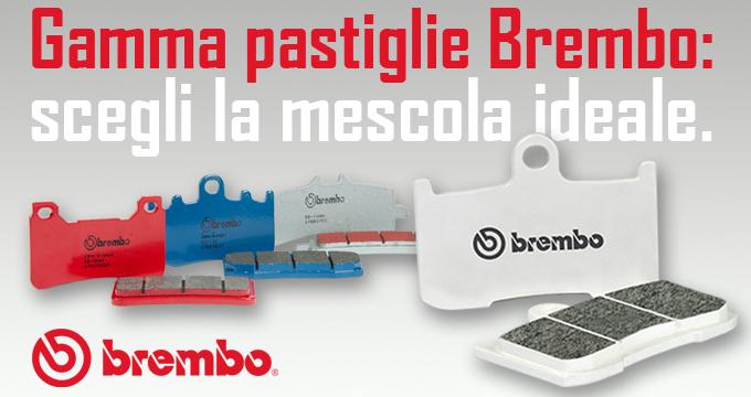 Pastiglie Brembo: perfette per ogni esigenza!