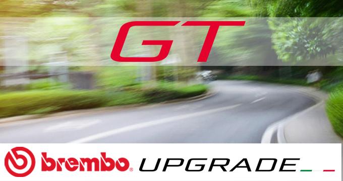 Brembo Upgrade GT: il cuore e l'anima delle corse, ora in una scatola.
