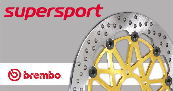 """Dischi Brembo Racing: assapora la differenza tra """"staccare"""" e frenare!"""