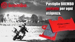 Pastiglie Brembo: una mescola per ogni esigenza.