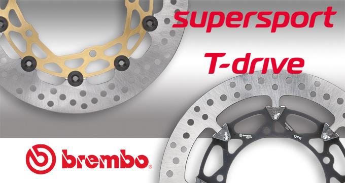 I Campioni scelgono i Dischi Brembo Racing!