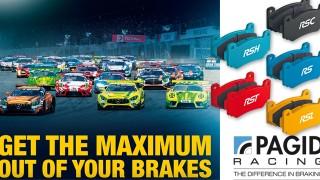 Scegli le pastiglie Pagid Racing  per una performance senza compromessi!