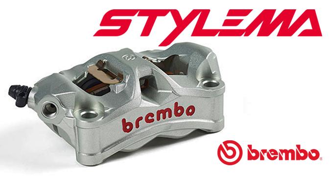 Pinze Brembo Racing: solo il meglio per l'utilizzo in pista e in strada.